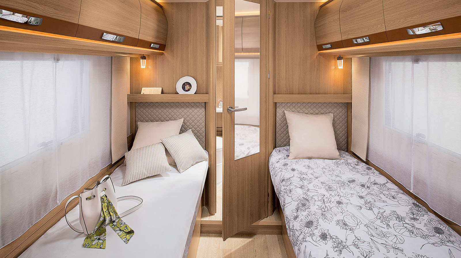 Interior photos RAPIDO Motorhome 8065dF
